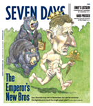 Wednesday, October 15, 2014 -- Seven Days