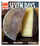 Wednesday, April 22, 2015 -- Seven Days